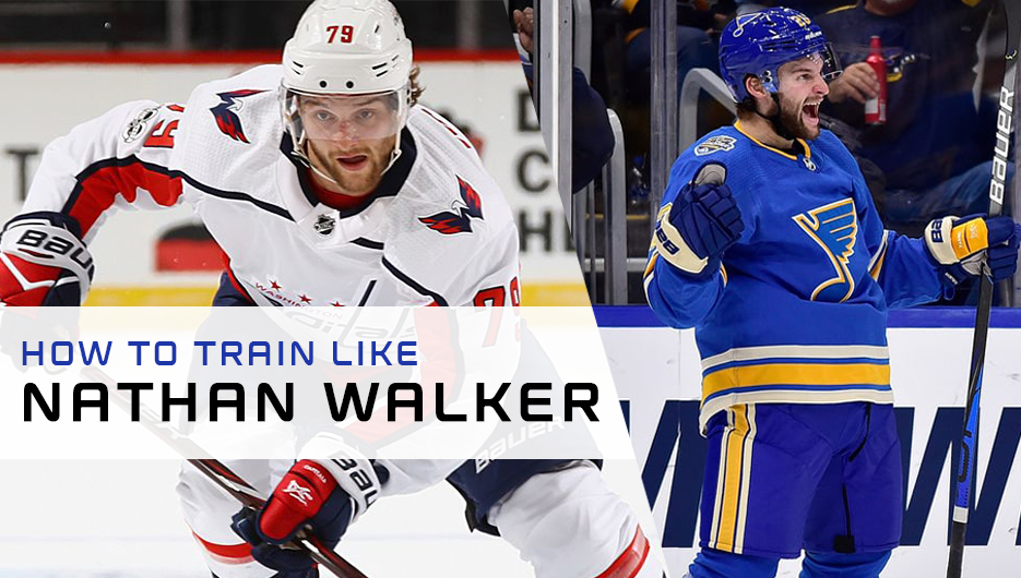 How to train like Nathan Walker