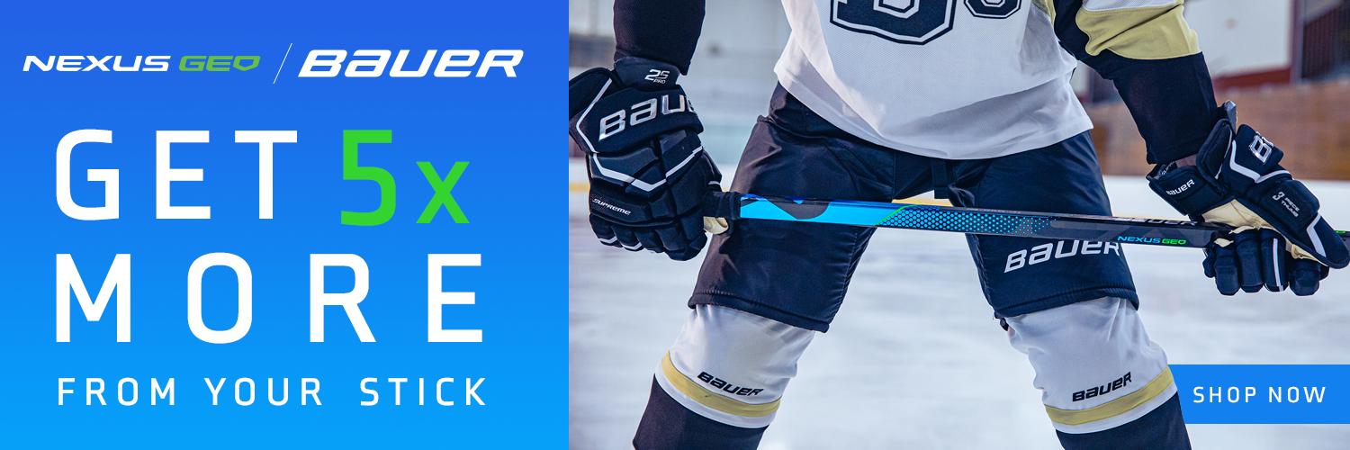 NEXUS Geo - Get 5x more from your stick